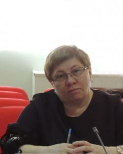 Дзыбова Саида Гиссовна